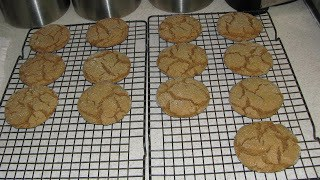 Grandma Utahna's Molasses Cookies