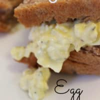 Easy Egg Salad, For Sandwiches