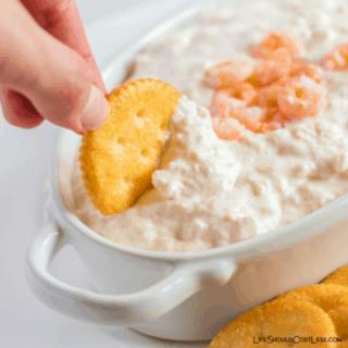 Grandma's Famous Shrimp Dip Recipe