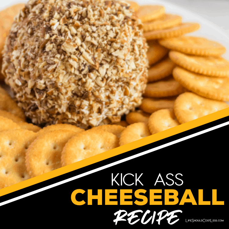 The best easy and delicious Cheese Balls recipe ever. lifeshouldcostless.com