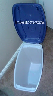 Diaper Pails: Are not just for diapers, every home needs one.