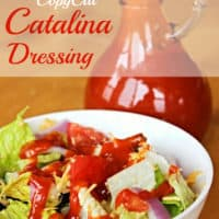CopyCat Catalina Dressing