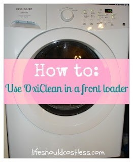 How To Use Oxiclean In He Top Load Washer Holiday Hours