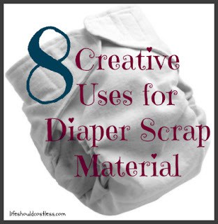 how to make your own cloth diapers