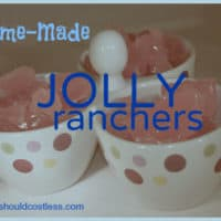 Home-Made Jolly Rancher Hard Candy