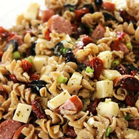 Pasta Salad From Scratch
