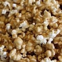 Browned Butter Caramel Popcorn