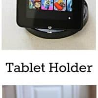 The Two Second (FREE) Tablet Holder