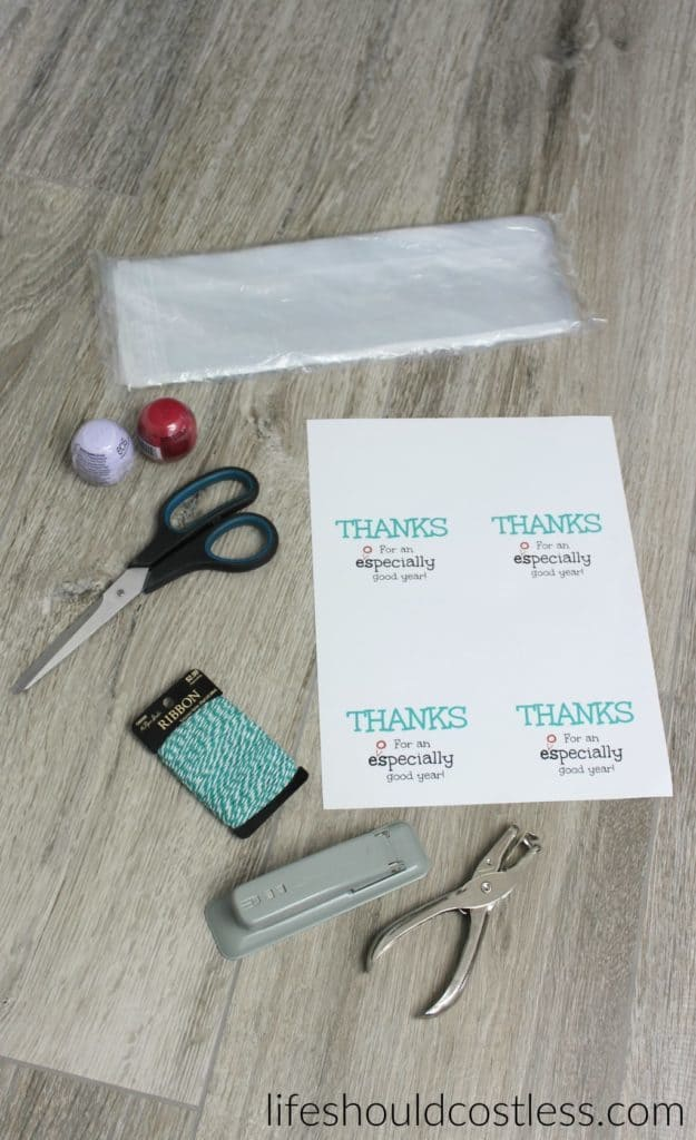 EOS teacher appreciation free printable supplies.
