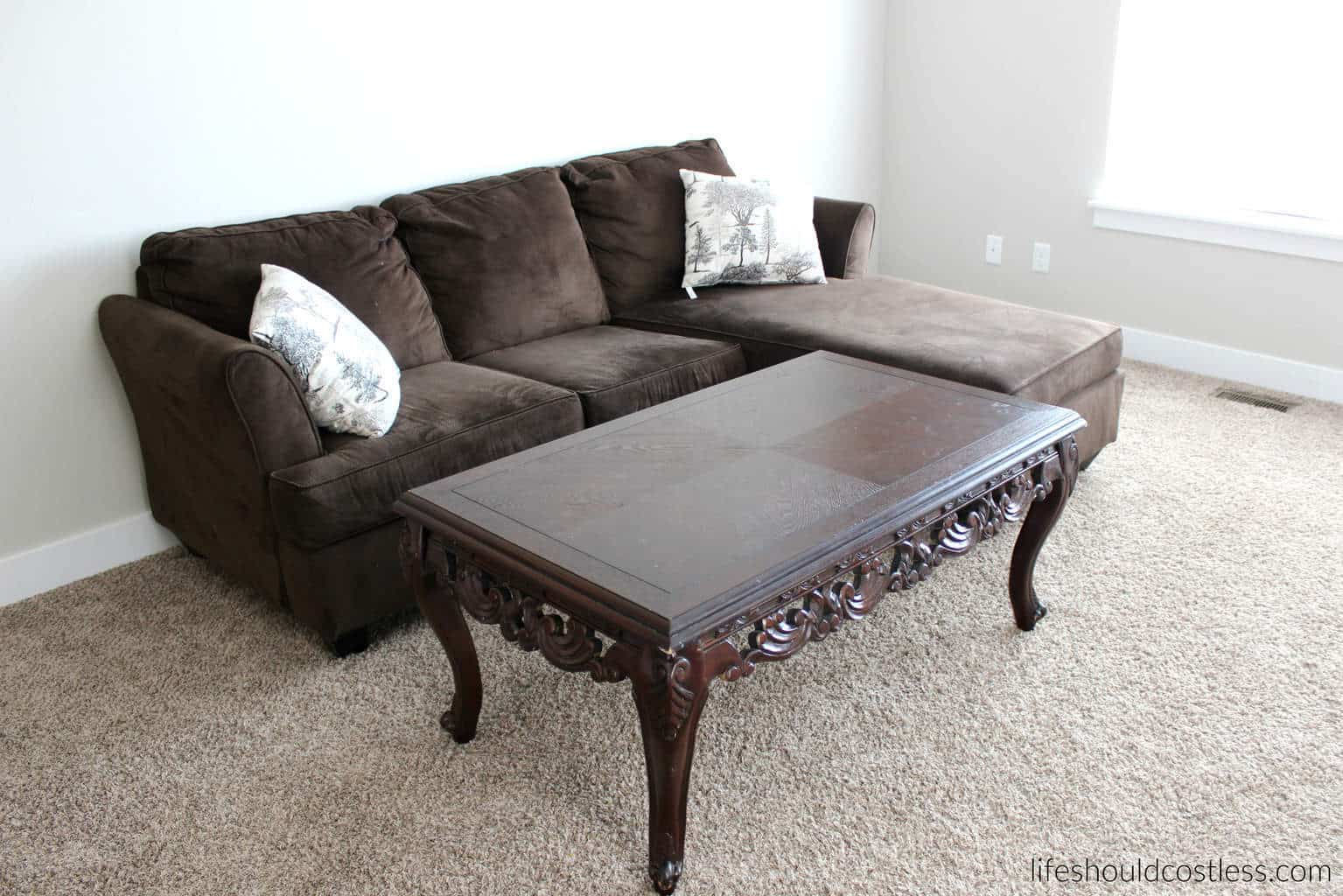 Coffee Table Make-over