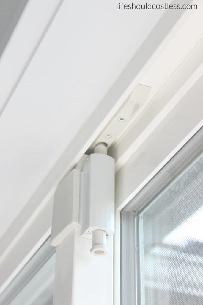 Cardinal Gates Patio Guardian Product Review. It's a lock for sliding glass doors! A must have for childproofing or securing your home.