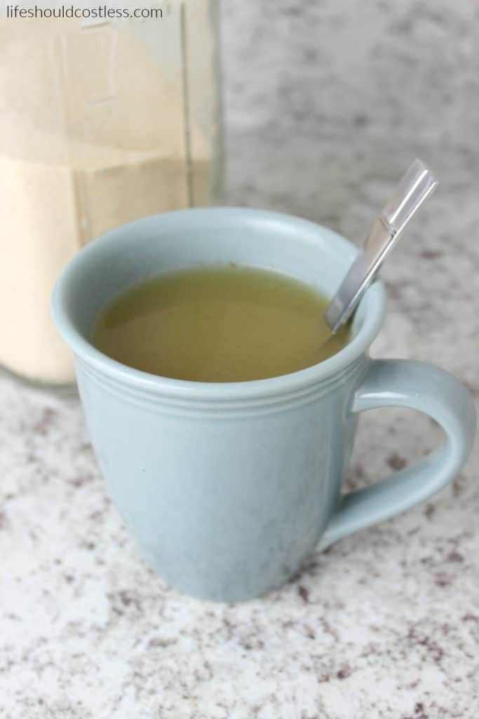 Easy Instant Wassail Recipe. Just mix with hot water and you will have your new favorite cold day drink! Other popular recipes found at lifeshouldcostless.com.