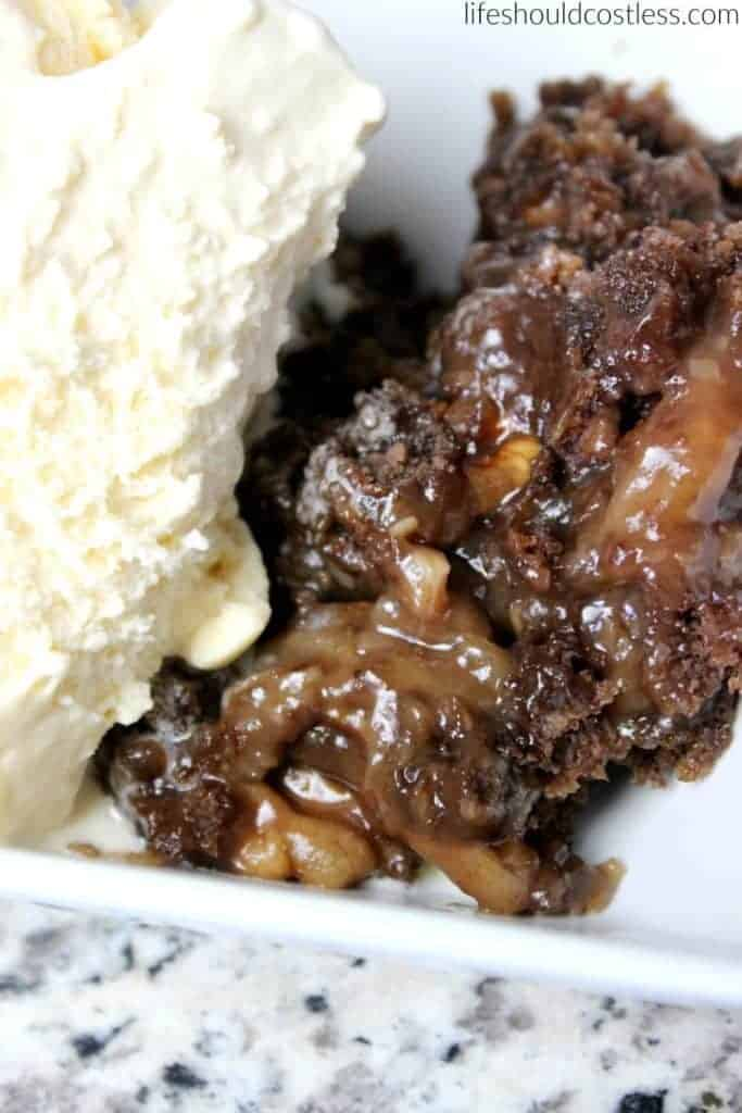 Slow Cooker German Chocolate Dump Cake