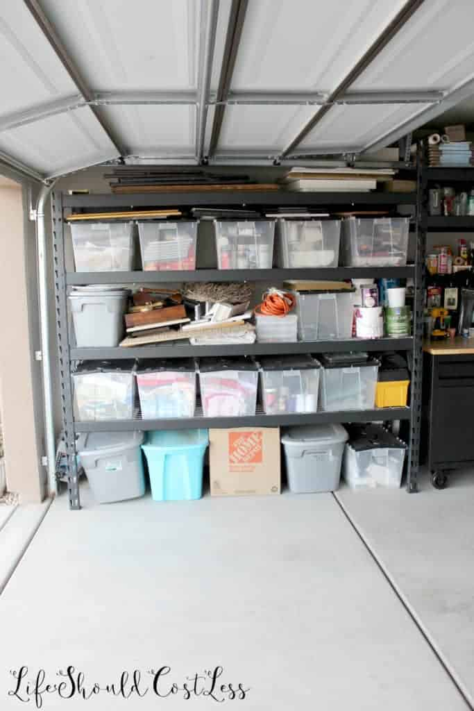 its not totally organized the way i want it to be but i definitely can find everything and it has been wonderful - Garage Organization