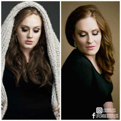 Does Adele Have A New Doppelganger?