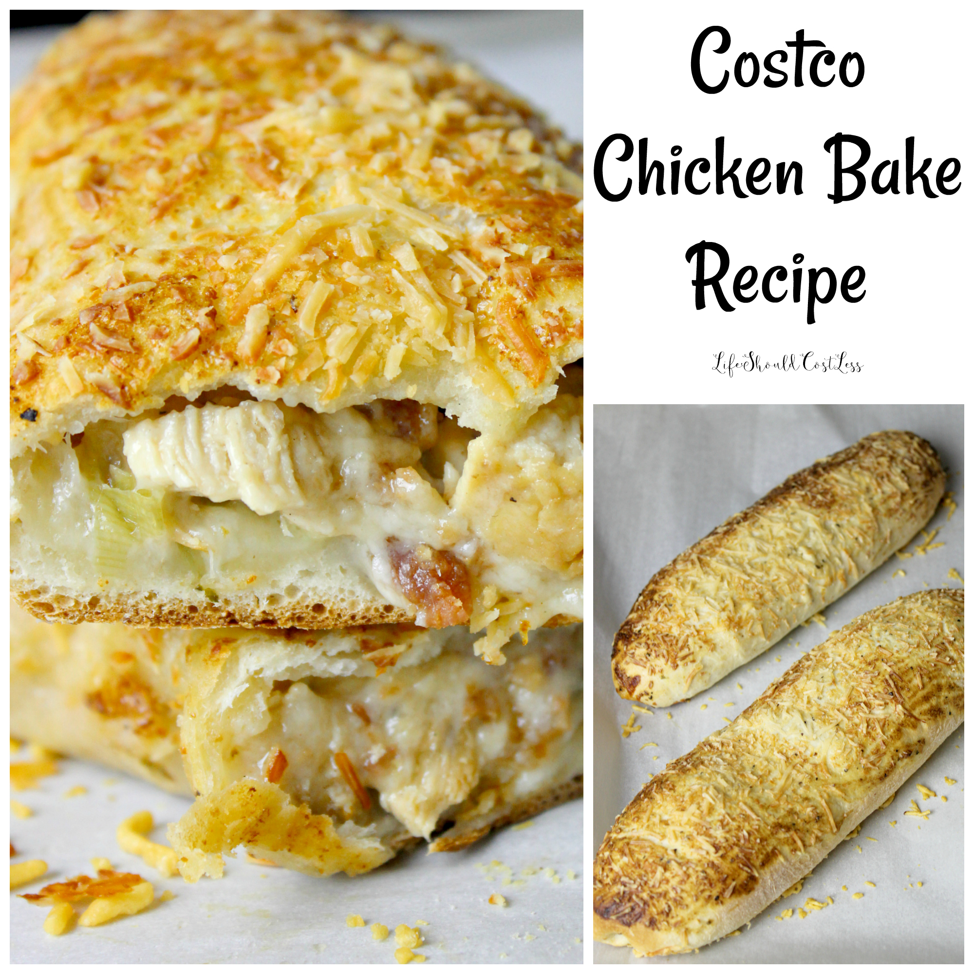 costco chicken recipes