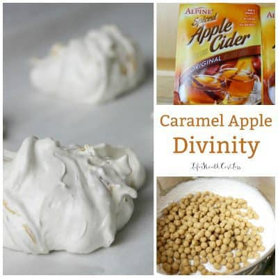 Caramel Apple Divinity