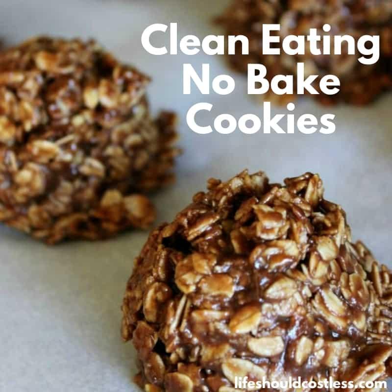 Chocolate Peanut Butter Energy Balls...aka clean eating no bake cookies. lifeshouldcostless.com