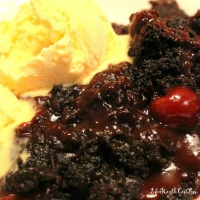 Dr Pepper Cobbler, For Slow Cooker Or Dutch Oven