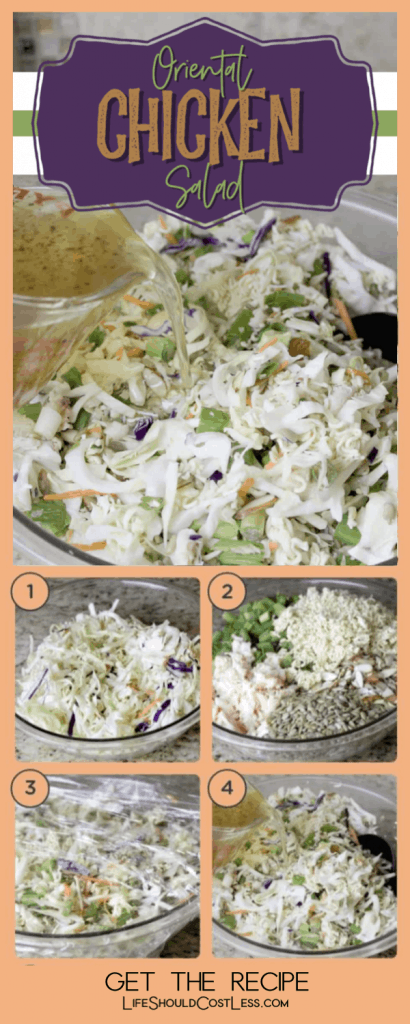 Ramen Chicken Salad Recipe