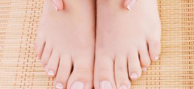Tip for ingrown toe nail prevention.