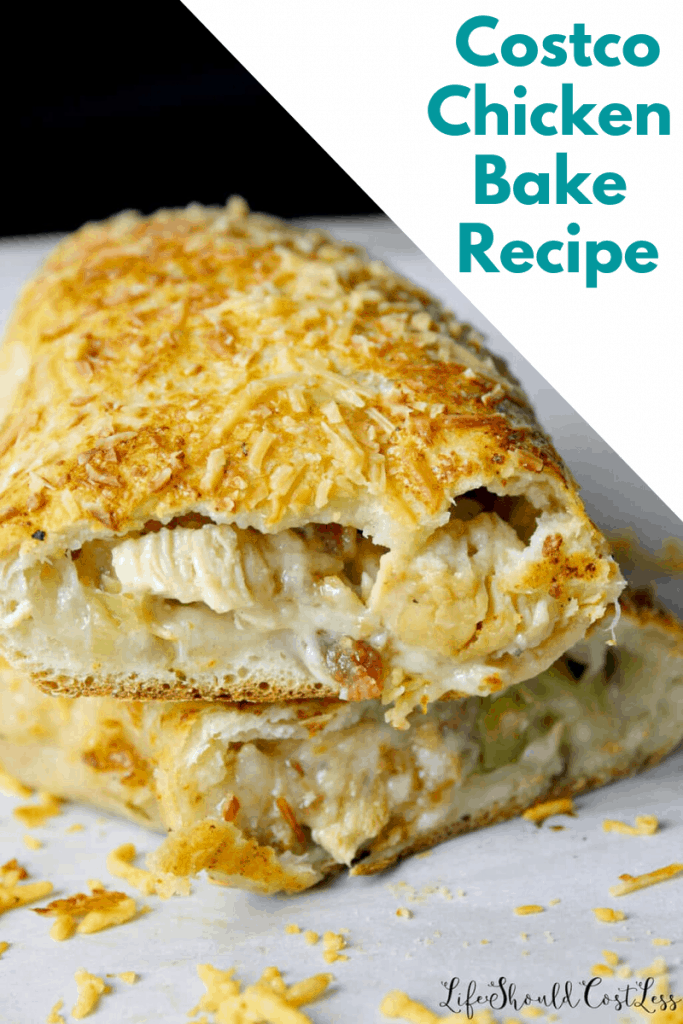 How to make a costco chicken bake at home.