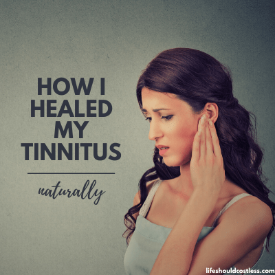 Easy tinnitus relief. lifeshouldcostless.com