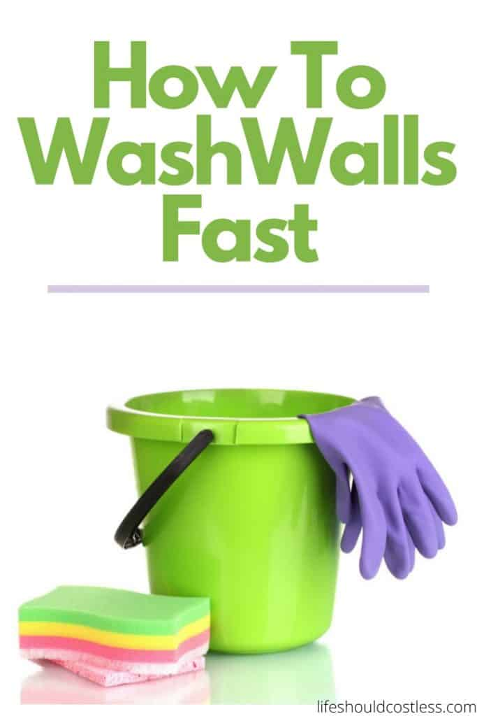 Learn what to clean walls with, how to disinfect walls, and how to clean walls with vinegar. lifeshouldcostless.com