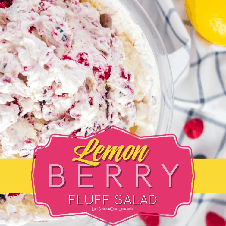 lemon pudding salad recipe lifeshouldcostless.com