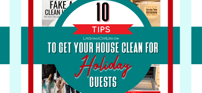 Ten Tips For Getting Your House Ready For Holiday Guests