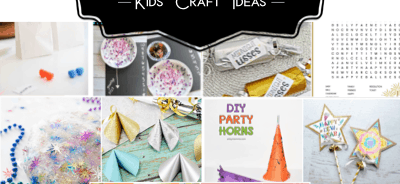 11 New Years Kids Craft Ideas lifeshouldcostless.com
