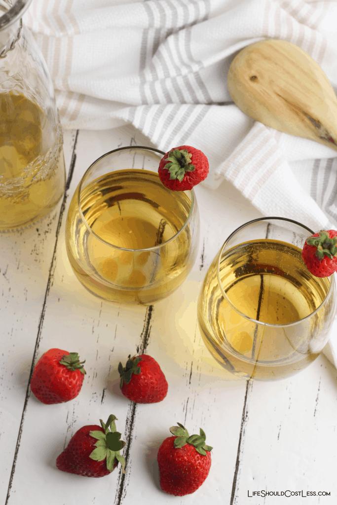 Mocktail Best Non-Alcoholic Punch Recipe Lifeshouldcostless.com