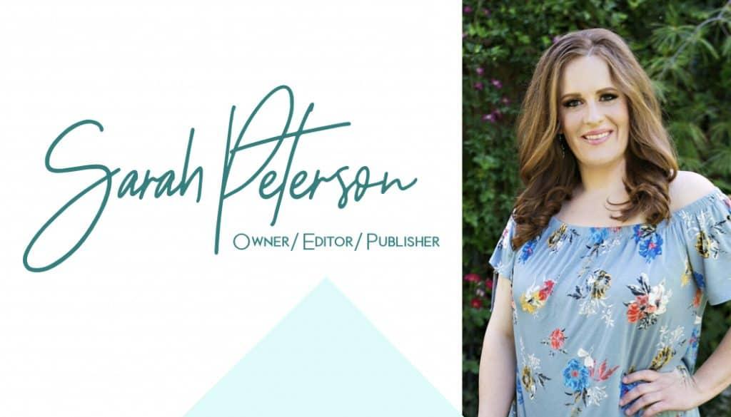 Sarah Peterson Owner, Editor, Pulisher at lifeshouldcostless.com