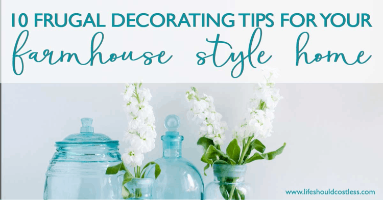 Home Decorating Ideas On A Budget lifeshouldcostless.com