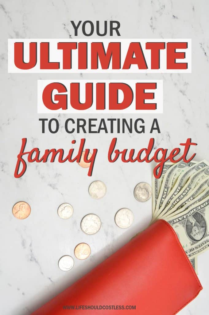 THE Ultimate Guide To Starting A Budget lifeshouldcostless.co