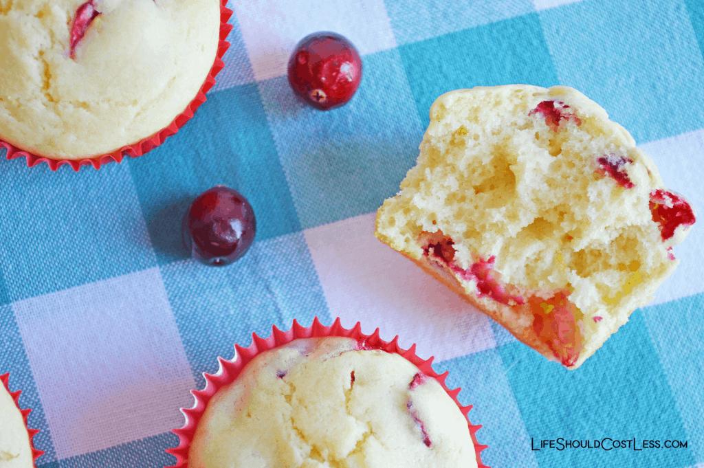 The best cranberry lemon muffins breakfast muffins lifeshouldcostless.com
