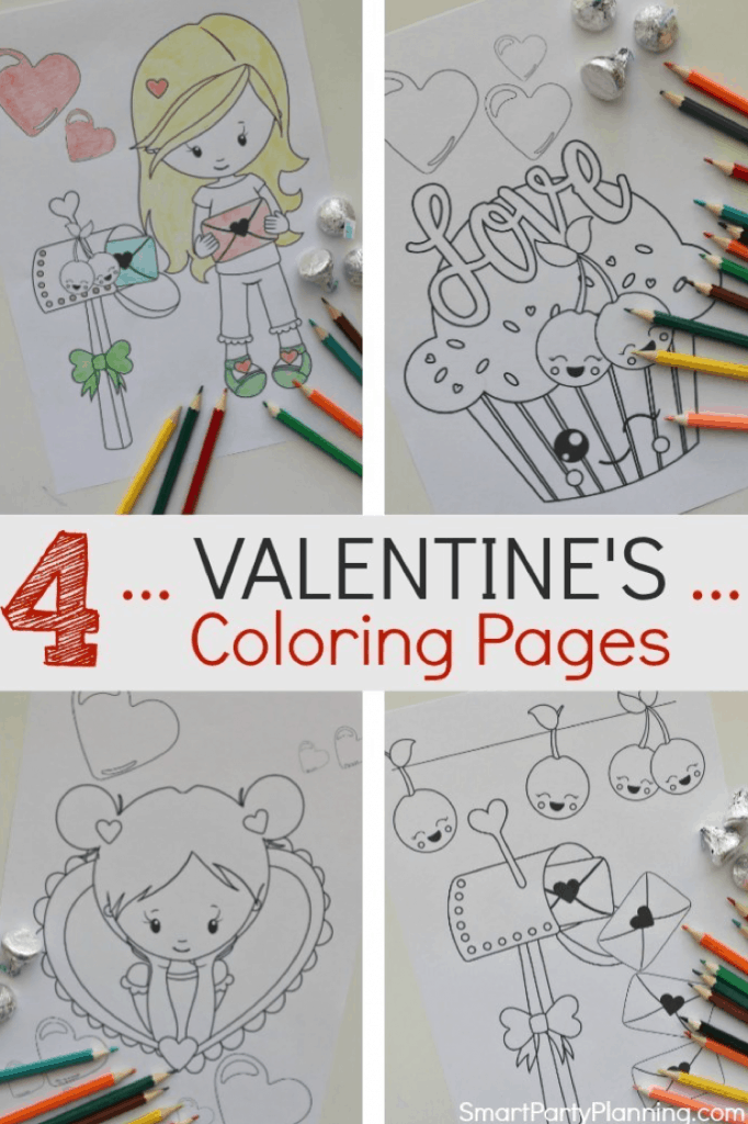The Best Valentines Coloring Pages For Kids Free Printable Valentines Coloring Page lifeshouldcostless.com