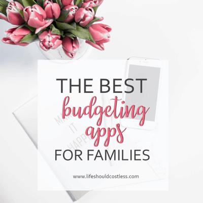Free family budget app. lifeshouldcostless.com