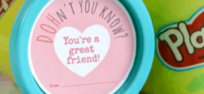 Play doh valentine ideas lifeshouldcostless.com