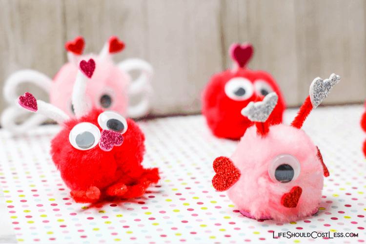 Valentine's day arts and crafts lifeshouldcostless.com