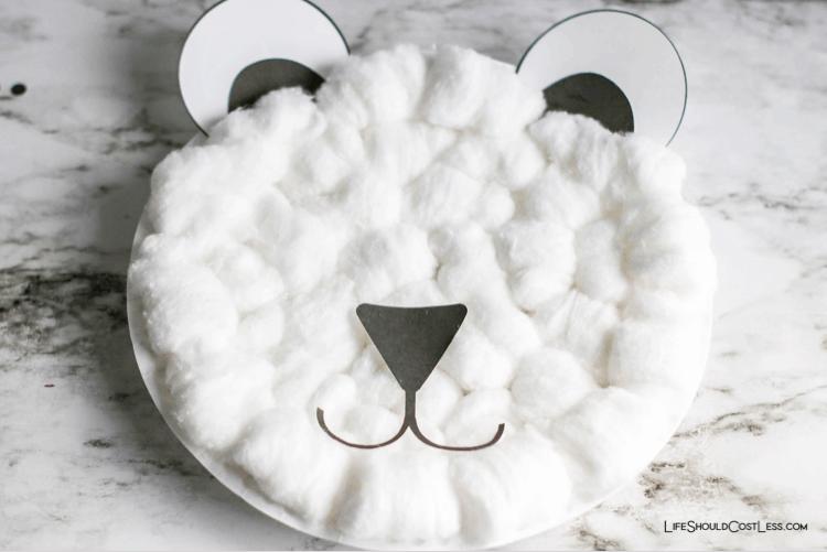 Polar bear craft projects lifeshouldcostless.com