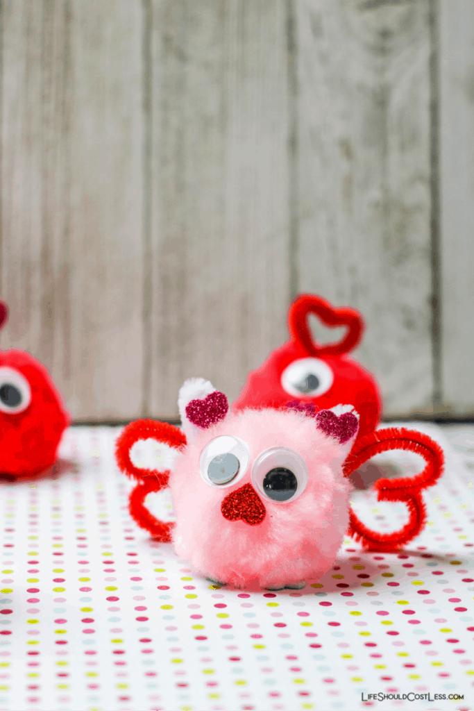 Valentine's Day Craft Ideas lifeshouldcostless.com