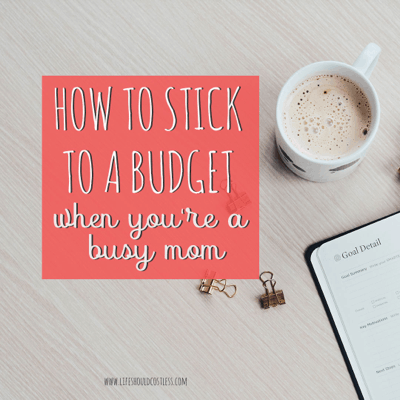 Personal budgeting tips lifeshouldcostless.com
