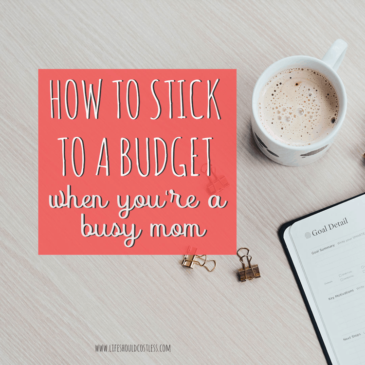 Developing a personal budget lifeshouldcostless.com
