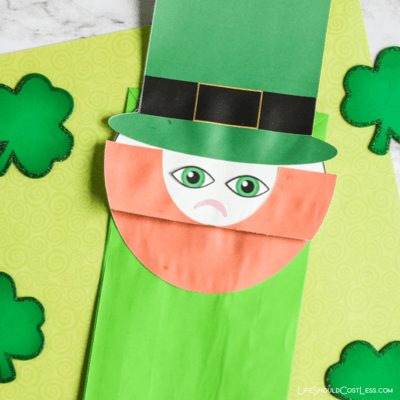 St Patrick's day crafts for preschoolers. lifeshouldcostless.com