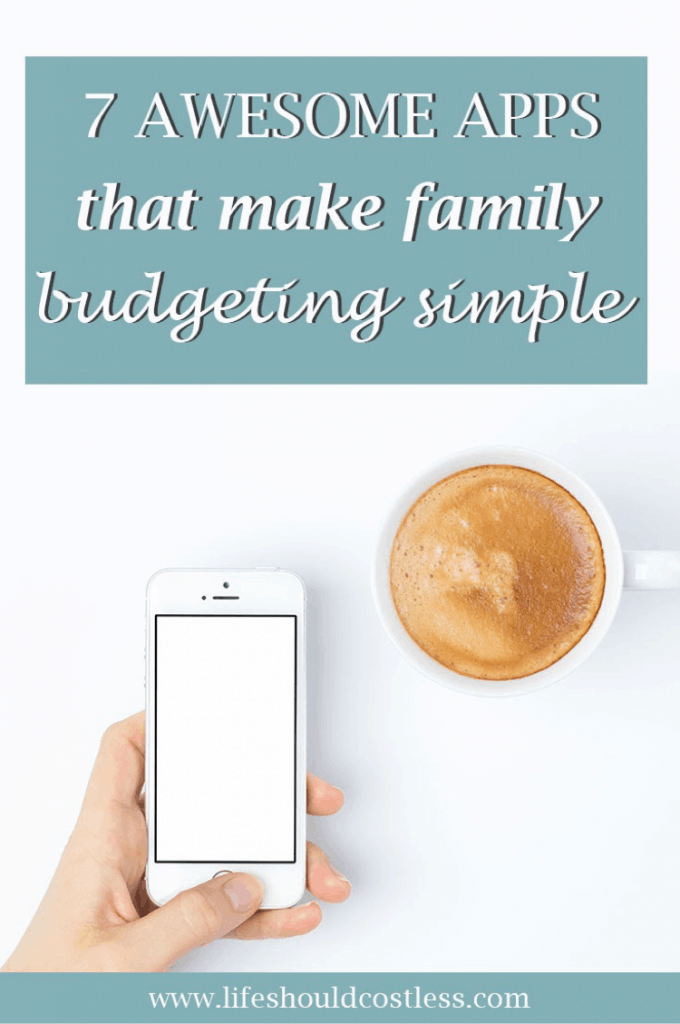 The best family budget planner apps for your phone. lifeshouldcostless.com