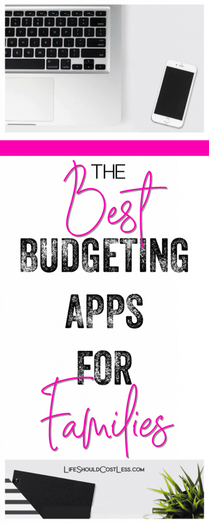 Free and cheap family budgeting apps. lifeshouldcostless.com