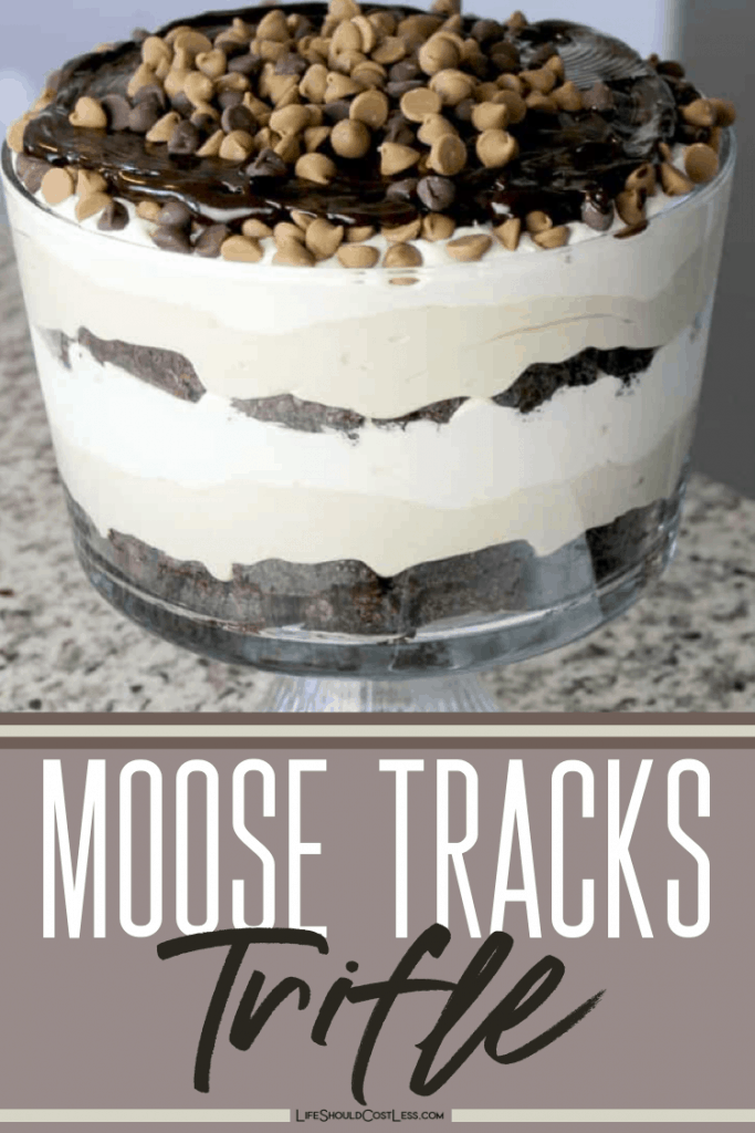 Moose tracks trifle the best dessert recipe. lifeshouldcostless.com