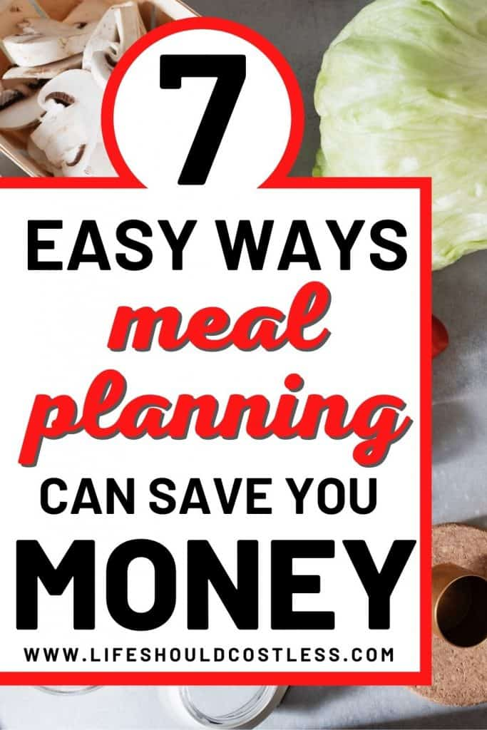 Family meal planning tips. lifeshouldcostless.com