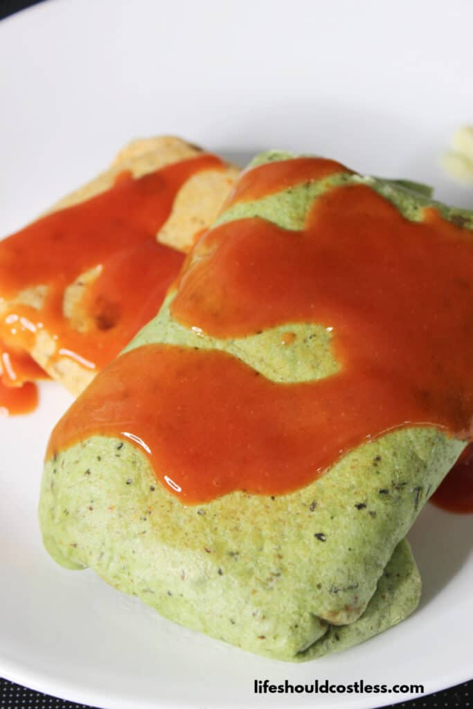 what to make with Ole Mexican Foods Brand Extreme Wellness Tortillas